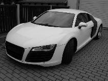 Car Wrapping | Audi R8